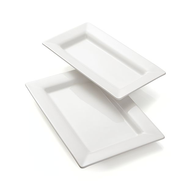 Crate & Barrel Platters