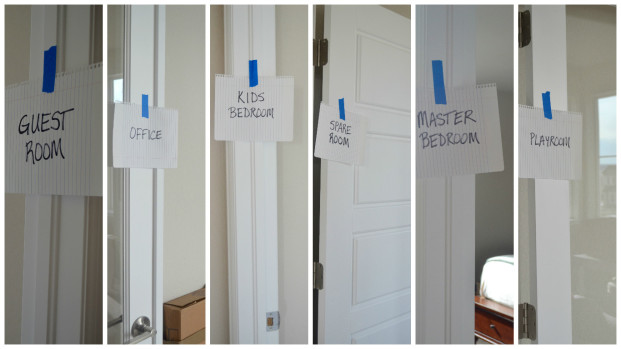 Moving Door Signs