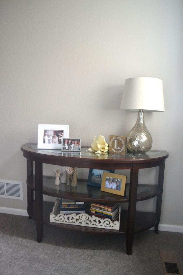 New Home Tour-Vignette