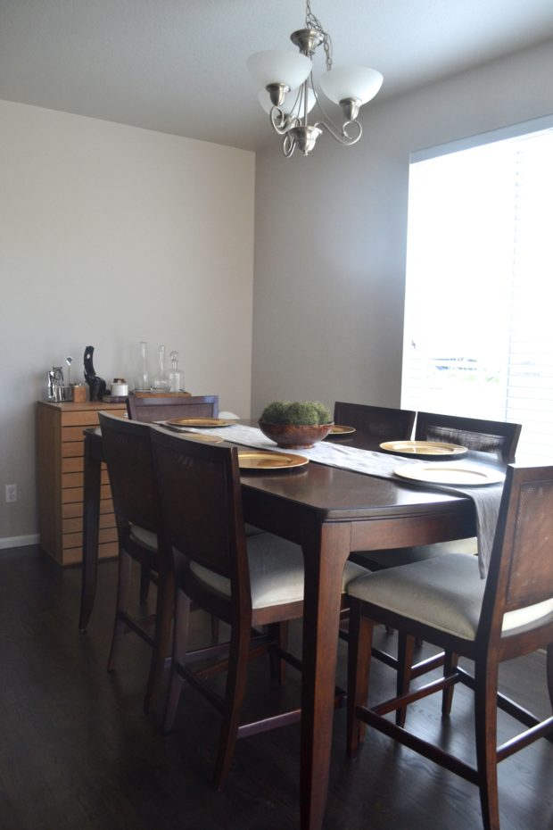 New Home Tour-Dining Room