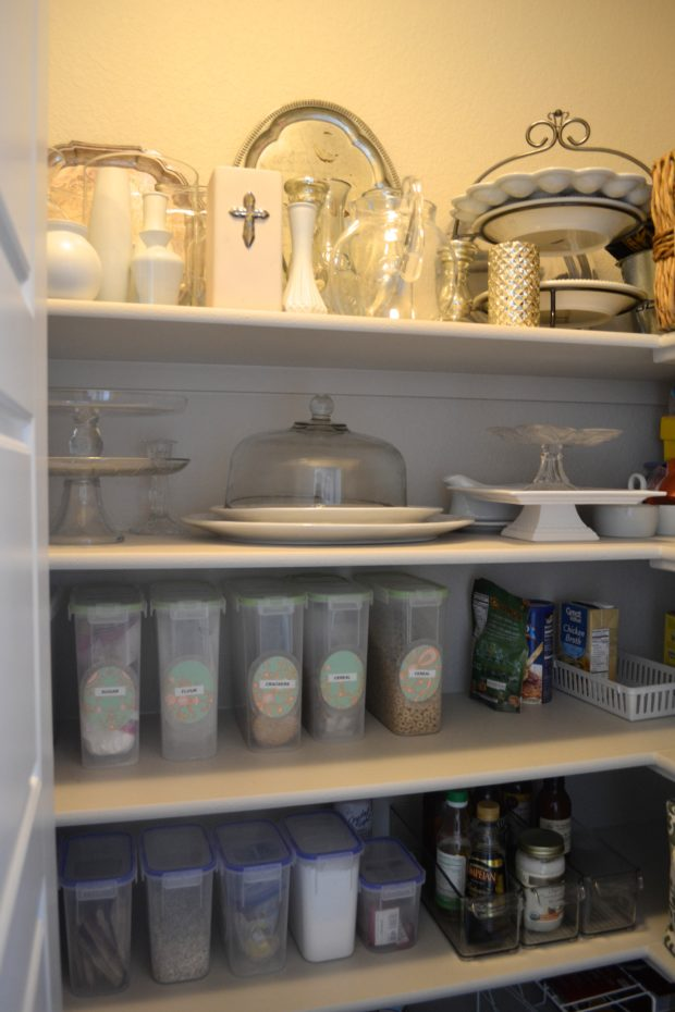 New Home Tour-Pantry