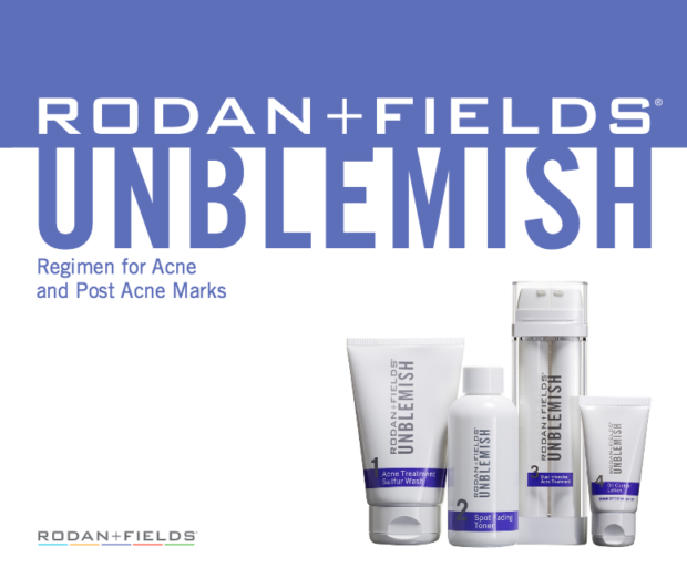 Unblemish Rodan and Fields