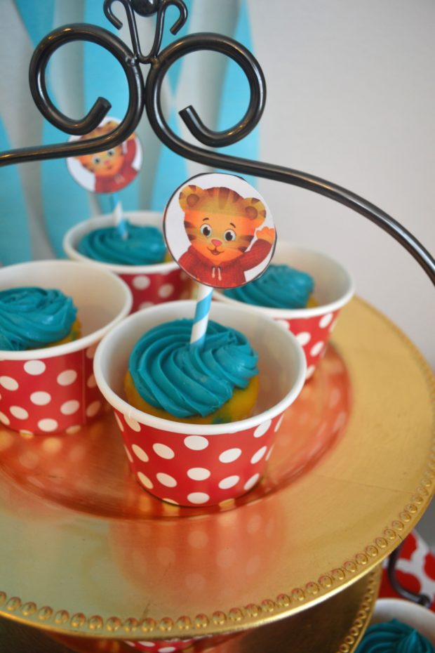 Daniel Tiger Kids Birthday