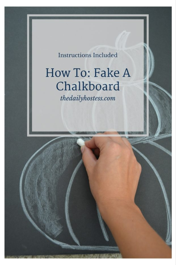 Pinterest Graphic-Fake Chalkboard