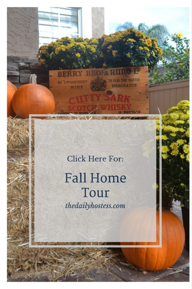 Pinterest Graphic-Fall Home Tour