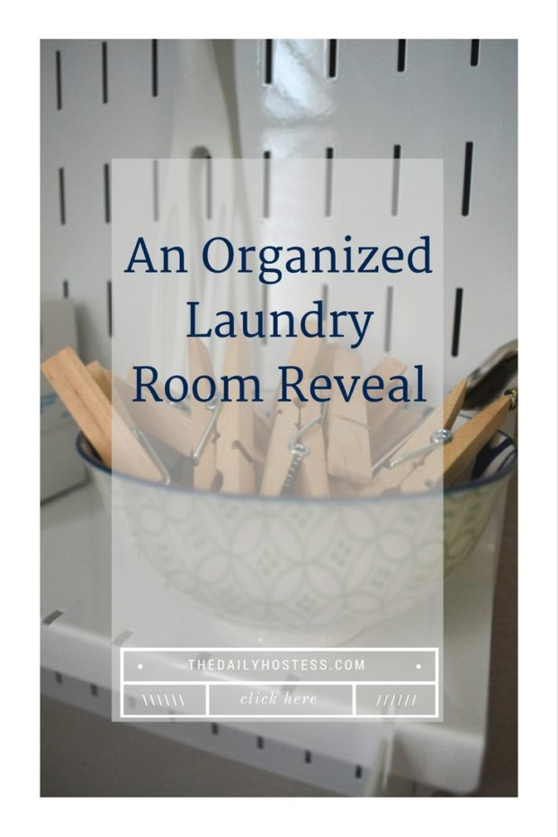 Pinterest Graphic-Laundry Room