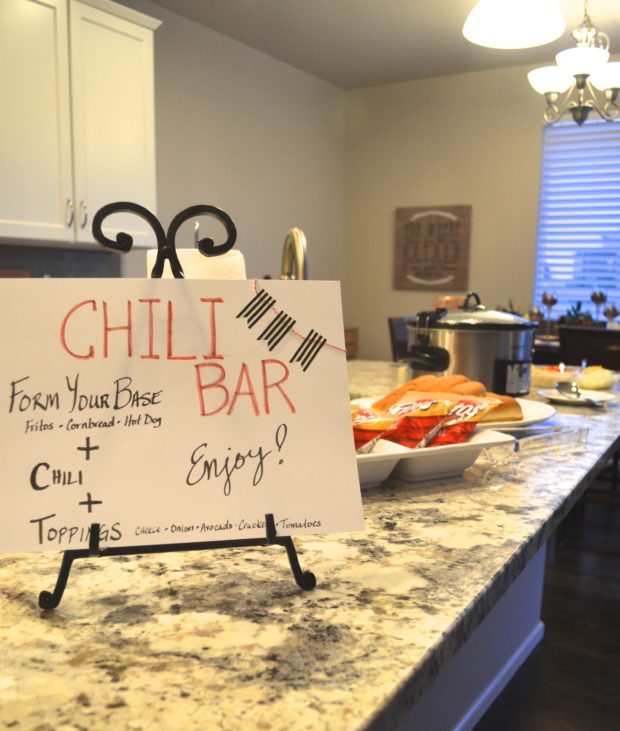 Click here to learn how to host a Chili Dog night complete with hot apple cider and smores!