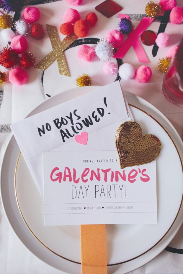 Click here for a round up of four great ideas for all your party needs in February!