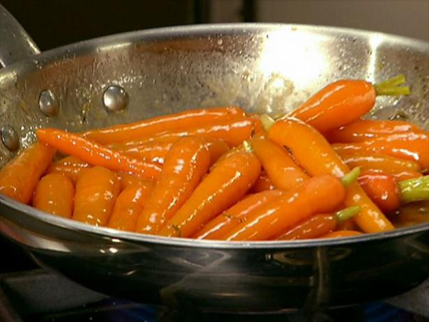 Easter brunch recipes, glazed carrots recipe, perfect for Easter, brunch menu