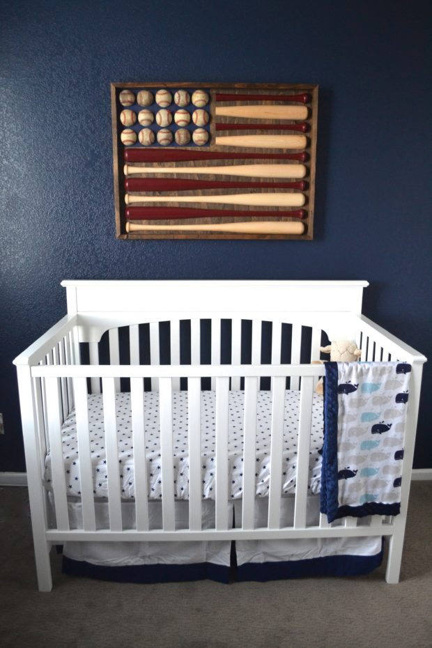 Baseball Themed Nursery Thenurseries