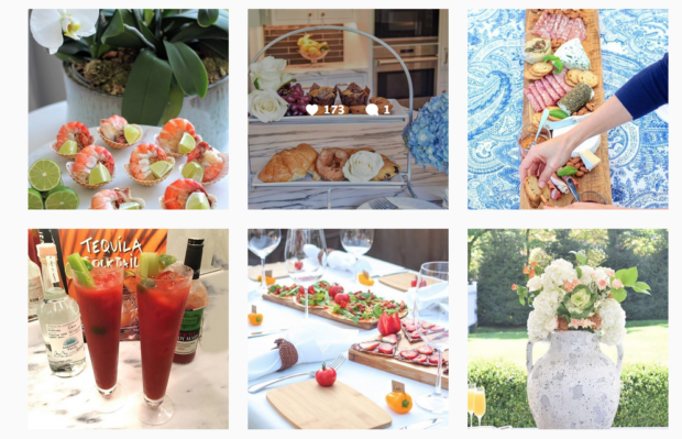 Party and celebration instagram accounts, confetti, party, hosting, and cake instagram accounts