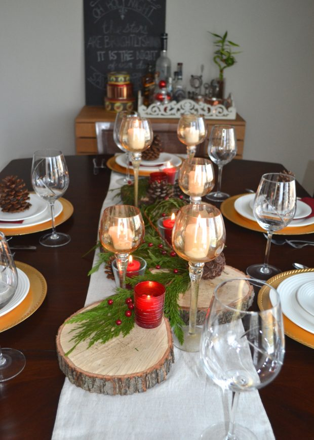 christmas tablescape christmas table settings christmas table decor rustic table decor rustic
