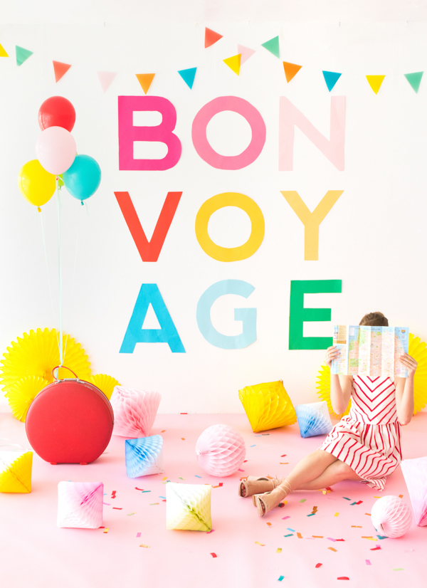 10 backdrop ideas, balloons, easy party backdrops, tassels, garlands, paper