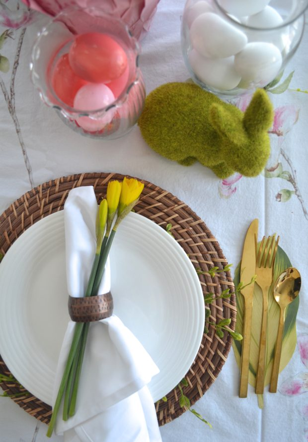 Easter tablescape, Easter table decor, Easter decorations, Easter ideas, Easter table settings