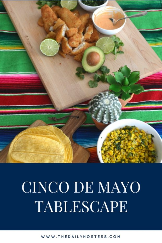 Taco party, cinco de mayo party ideas, fish taco dinner party, mexican dinner party