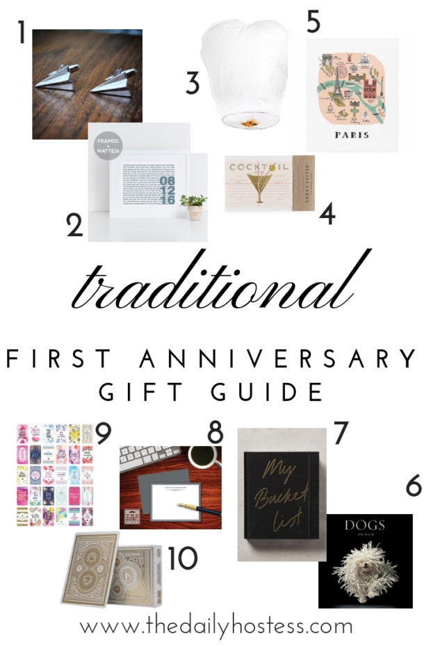 first anniversary gifts, anniversary ideas, men's gift ideas for an anniversary