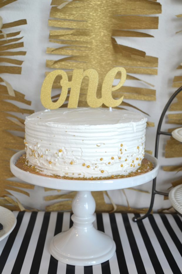 Real Life Party Mr Onederful Dapper Themed First Birthday The Daily Hostess