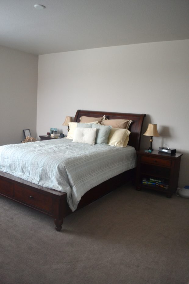 Master Bedroom Update: Home Update: The Master Bedroom