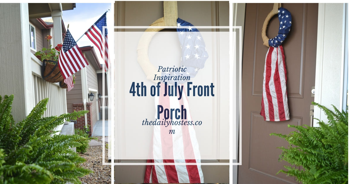 Image Result For Th Of July Front Porch Decor